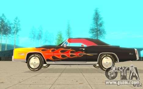 FlyingWheels Pack V2.0 for GTA San Andreas eleventh screenshot