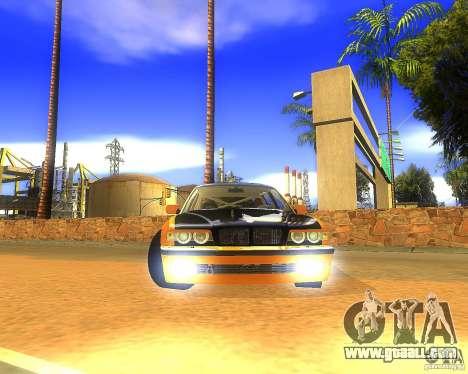 BMW 750iL e38 Drift Tune for GTA San Andreas left view