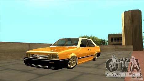 Volkswagen Santana GLS for GTA San Andreas
