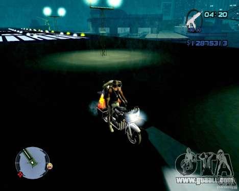 Not ENB for GTA San Andreas seventh screenshot