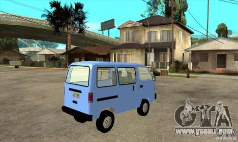 Suzuki Carry 1993 for GTA San Andreas right view