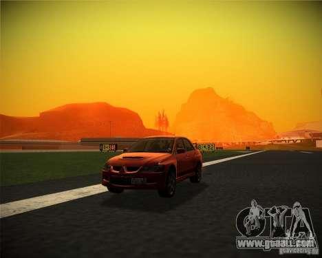 ENBSeries by Sashka911 v4 for GTA San Andreas sixth screenshot