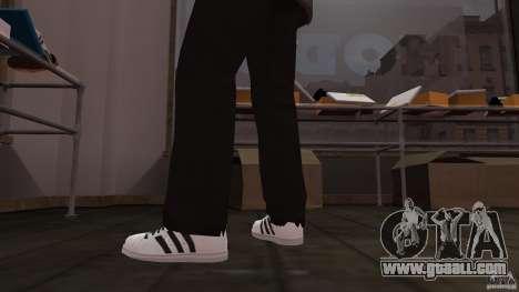Adidas Superstar 80s for GTA 4 third screenshot