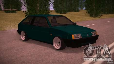 VAZ 2108 Low Classic for GTA San Andreas left view