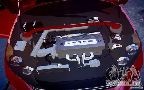 Honda CR-V Light Tuning for GTA 4 upper view