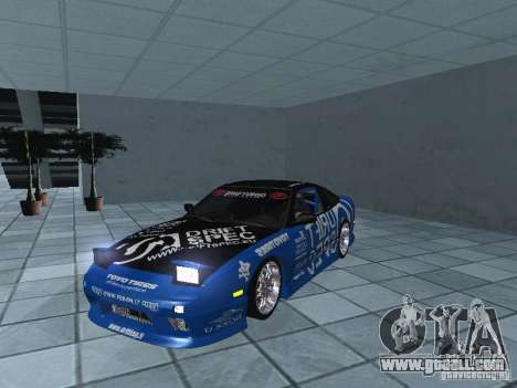 Nissan RPS13 Drift Spec for GTA San Andreas