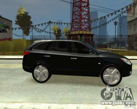 Hyundai IX55 for GTA 4 right view