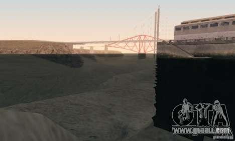 Ghetto ENBSeries for GTA San Andreas sixth screenshot