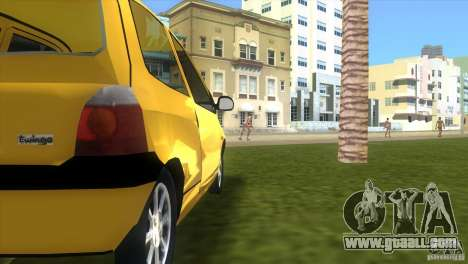 Renault Twingo for GTA Vice City right view