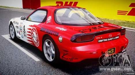 Mazda RX-7 1997 v1.0 [EPM] for GTA 4 side view
