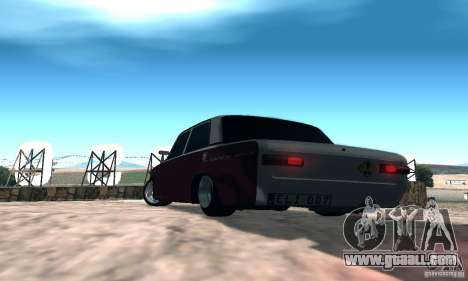 VAZ 2101 Sport for GTA San Andreas right view