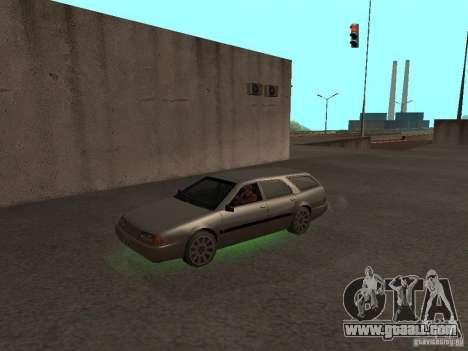 Neon mod for GTA San Andreas third screenshot