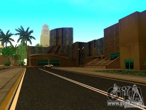 New building in Los Santos for GTA San Andreas second screenshot