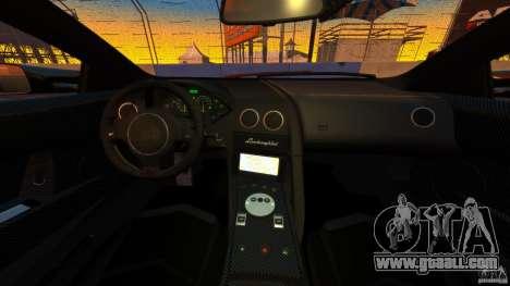 Lamborghini Murcielago LP670-4 SV [EPM] for GTA 4 back view