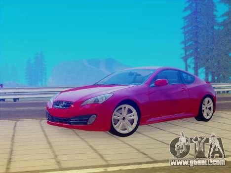 ENB v1.2 by TheFesya for GTA San Andreas seventh screenshot