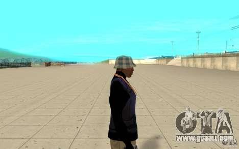 Bronik skin 3 for GTA San Andreas second screenshot