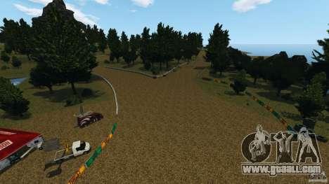 DiRTY - LandRush for GTA 4 forth screenshot