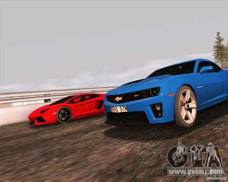 NFS The Run ENBSeries by Sankalol for GTA San Andreas fifth screenshot
