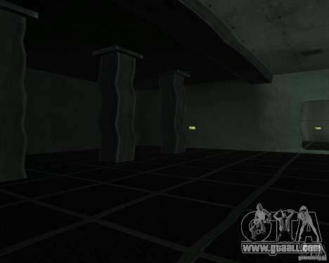 Base Of The DRAGON for GTA San Andreas seventh screenshot