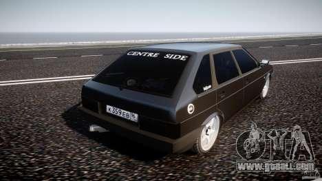 VAZ Lada 2109 for GTA 4 back left view