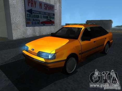 Ford Sierra Mk1 Sedan for GTA San Andreas