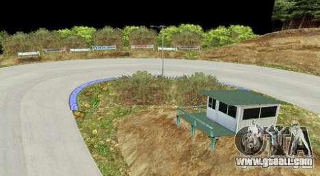 Ebisu West for GTA San Andreas third screenshot