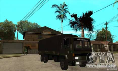 DFT-30 Brazilian Army for GTA San Andreas back view