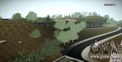 ENB Graphics Mod Samp Edition for GTA San Andreas fifth screenshot