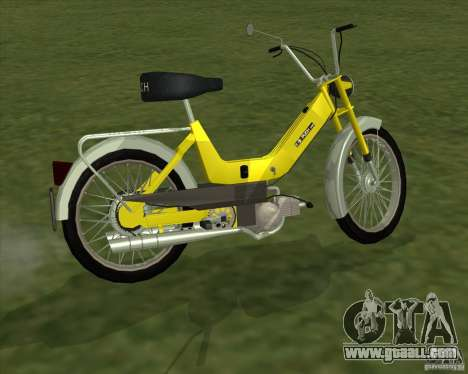 Puch maxi N 1978 for GTA San Andreas left view