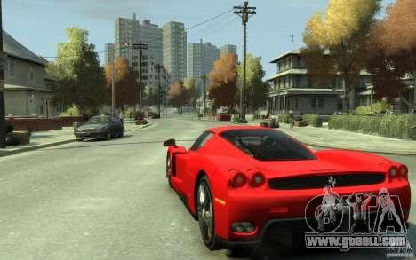 Ferrari Enzo [EPM] v1 for GTA 4 back left view