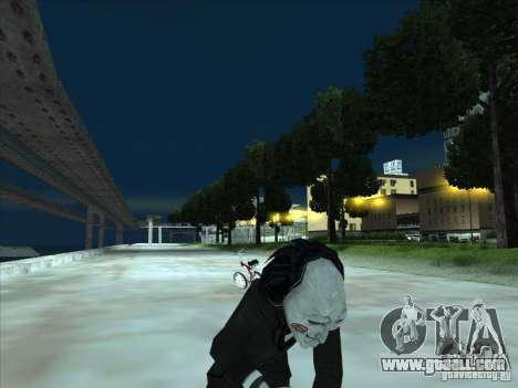 Saw for GTA San Andreas sixth screenshot
