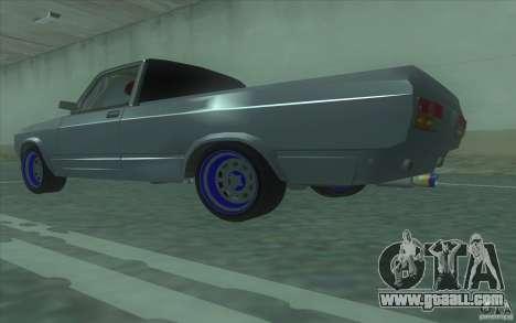 Lada 2107 Street Racing for GTA San Andreas