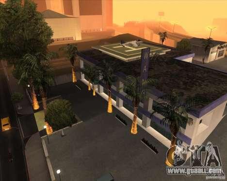 A dealer Wang Cars for GTA San Andreas