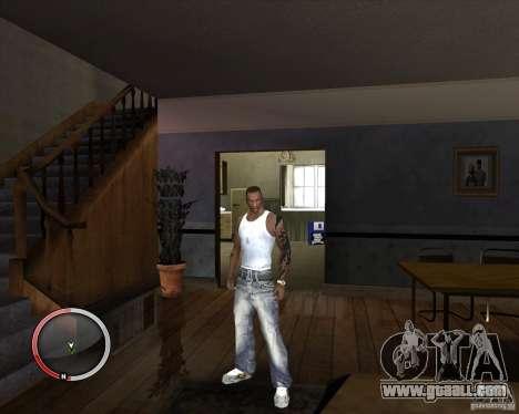 New Jersey for CJ for GTA San Andreas third screenshot