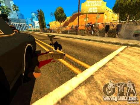 Real Kill for GTA San Andreas second screenshot