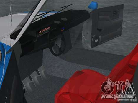 VAZ 2101 Sailor for GTA San Andreas back view