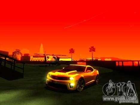 ENBSeries by JudasVladislav for GTA San Andreas