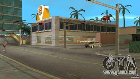 Burgerking-MOD for GTA Vice City second screenshot