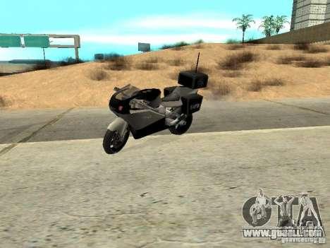 NRG-500 Police for GTA San Andreas