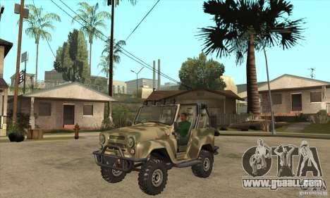 UAZ-3150 varmint for GTA San Andreas
