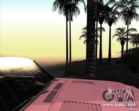 ENBSeries NORTH for GTA San Andreas forth screenshot