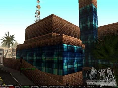 The new hospital in Los Santos for GTA San Andreas forth screenshot
