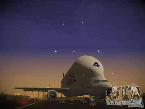 Airbus A300-600ST Beluga for GTA San Andreas