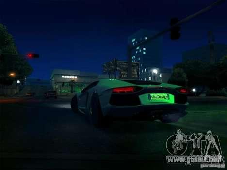 ENBSeries for GTA San Andreas second screenshot