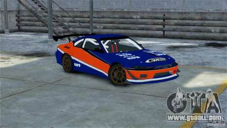 Nissan Silvia S15 Tokyo Drift V.2 for GTA 4