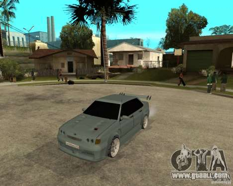 VAZ 2115 TTC Tuning for GTA San Andreas