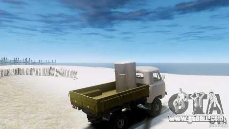 UAZ 451DM for GTA 4 left view