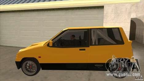 Suzuki Alto Euro for GTA San Andreas left view