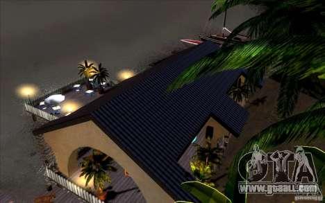 Beach Club for GTA San Andreas seventh screenshot