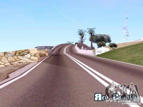 New Roads for GTA San Andreas ninth screenshot